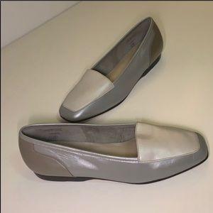 ENZO AGLIOLINI Tricolor Loafer Size 5.5